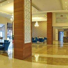 Annabella Diamond Hotel & Spa Турция, Аланья - отзывы, цены и фото номеров - забронировать отель Annabella Diamond Hotel & Spa - All Inclusive онлайн интерьер отеля фото 3