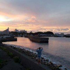 Yakushima Youth Hostel Якусима приотельная территория фото 2