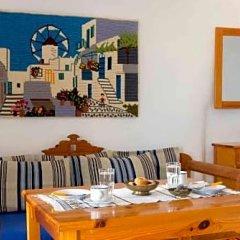 Отель Krokos Villas Греция, Остров Санторини - отзывы, цены и фото номеров - забронировать отель Krokos Villas онлайн питание фото 2