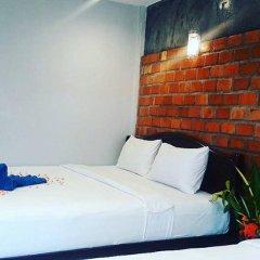 Отель Lanta New Beach Bungalows комната для гостей фото 4