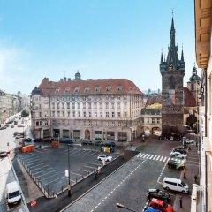 Апартаменты Slovansky Dum Boutique Apartments Прага фото 3