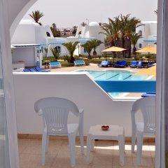 Отель Djerba Haroun Тунис, Мидун - отзывы, цены и фото номеров - забронировать отель Djerba Haroun онлайн балкон