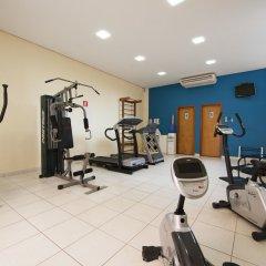 Отель Comfort Inn & Suites Ribeirão Preto Бразилия, Рибейран-Прету - отзывы, цены и фото номеров - забронировать отель Comfort Inn & Suites Ribeirão Preto онлайн фитнесс-зал фото 2