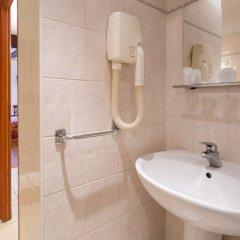 Отель Résidence Bourgogne Франция, Париж - 7 отзывов об отеле, цены и фото номеров - забронировать отель Résidence Bourgogne онлайн ванная