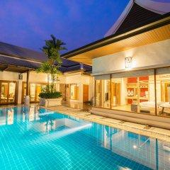 Отель Pimann Buri Pool Villas Ao Nang Krabi бассейн фото 2