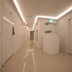 Отель MJ Guest House Сеул сауна