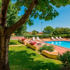 Hotel Le Mimose бассейн фото 3
