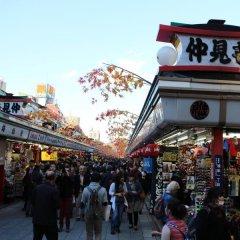 Hotel Hokke Club Asakusa фото 2
