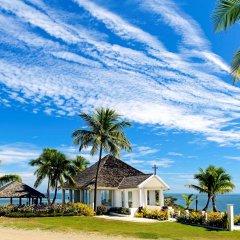 Отель Sheraton Fiji Resort Фиджи, Вити-Леву - отзывы, цены и фото номеров - забронировать отель Sheraton Fiji Resort онлайн пляж