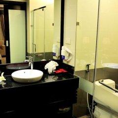 Muong Thanh Three Star Hotel Халонг ванная фото 2