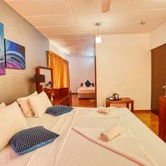 Отель Harbour Winds Hotel Шри-Ланка, Галле - отзывы, цены и фото номеров - забронировать отель Harbour Winds Hotel онлайн комната для гостей фото 4