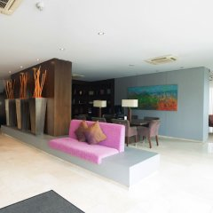 Hotel Ciutat Martorell интерьер отеля