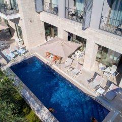 Отель Eleven Черногория, Петровац - отзывы, цены и фото номеров - забронировать отель Eleven онлайн бассейн