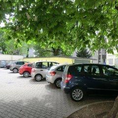 Hotel Pension Haydn Мюнхен парковка