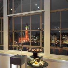 Отель London Marriott Hotel County Hall Великобритания, Лондон - 1 отзыв об отеле, цены и фото номеров - забронировать отель London Marriott Hotel County Hall онлайн гостиничный бар