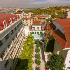 Отель Sura Hagia Sophia балкон