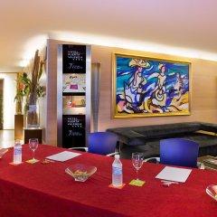 Отель Silken Puerta de Valencia Испания, Валенсия - 5 отзывов об отеле, цены и фото номеров - забронировать отель Silken Puerta de Valencia онлайн гостиничный бар