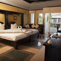 Отель Koh Tao Montra Resort & Spa комната для гостей фото 4