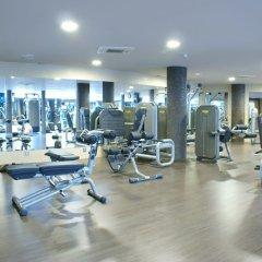 Отель Cumbria Испания, Сьюдад-Реаль - отзывы, цены и фото номеров - забронировать отель Cumbria онлайн фитнесс-зал фото 4