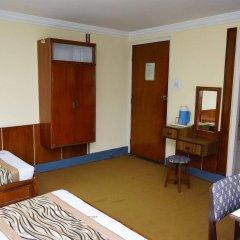 Отель Blue Diamond Непал, Катманду - отзывы, цены и фото номеров - забронировать отель Blue Diamond онлайн комната для гостей фото 4