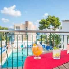 Отель Ona Surfing Playa балкон