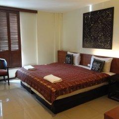 Отель W 21 Бангкок комната для гостей фото 2