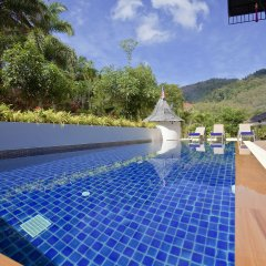 Отель Big Buddha Hill Villa бассейн фото 2