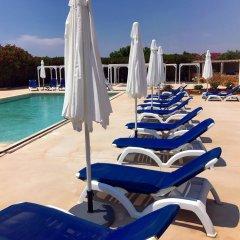 Отель Relais Casina Dei Cari Пресичче бассейн фото 3