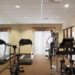Отель Comfort Suites Cicero фитнесс-зал фото 4