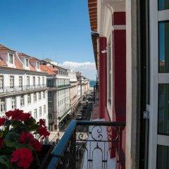 The 7 Hotel балкон
