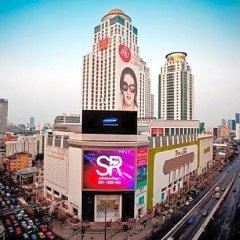 Отель Berkeley Pratunam Бангкок