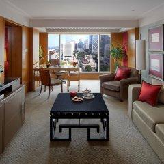 Отель Mandarin Oriental, Hong Kong комната для гостей фото 3