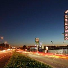 Cristoforo Colombo Hotel спортивное сооружение