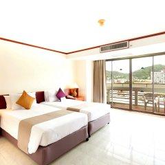 Отель Andaman Beach Suites Hotel Таиланд, Пхукет - 8 отзывов об отеле, цены и фото номеров - забронировать отель Andaman Beach Suites Hotel онлайн комната для гостей фото 3