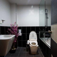 Отель Sakura Sky Residence ванная