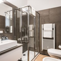 Отель MyPlace Piazze di Padova Италия, Падуя - отзывы, цены и фото номеров - забронировать отель MyPlace Piazze di Padova онлайн ванная