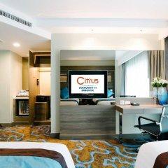 Отель Citrus Sukhumvit 11 Bangkok by Compass Hospitality удобства в номере фото 2