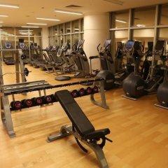 Отель Intercontinental Lagos Лагос фитнесс-зал