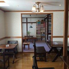 Отель Resort Inn White Silver Хакуба питание фото 3
