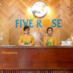 Отель Five Rose Villas интерьер отеля фото 3