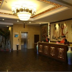 Ci En Hotel интерьер отеля