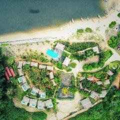 Отель Lawana Escape Beach Resort пляж фото 2