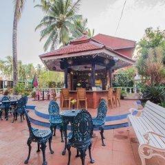 Отель OYO 12902 Home Vibrant Stay Candolim Гоа