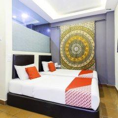 Отель OYO 157 Norbu Hotel Малайзия, Куала-Лумпур - отзывы, цены и фото номеров - забронировать отель OYO 157 Norbu Hotel онлайн комната для гостей фото 3