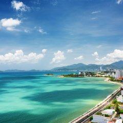 Отель Axar Hotel Вьетнам, Нячанг - отзывы, цены и фото номеров - забронировать отель Axar Hotel онлайн пляж