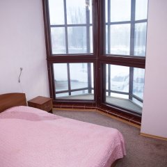 Гостиница Европа Ульяновск комната для гостей фото 3