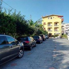 Hotel Eliseo Джардини Наксос парковка