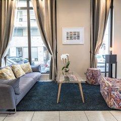 Отель ExcelSuites Residence Франция, Канны - 1 отзыв об отеле, цены и фото номеров - забронировать отель ExcelSuites Residence онлайн комната для гостей фото 3