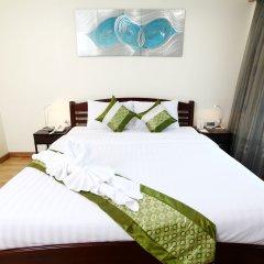 Отель Icheck Inn Sukhumvit 22 Бангкок комната для гостей