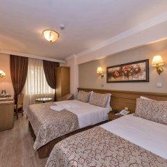 Laleli Gonen Hotel комната для гостей